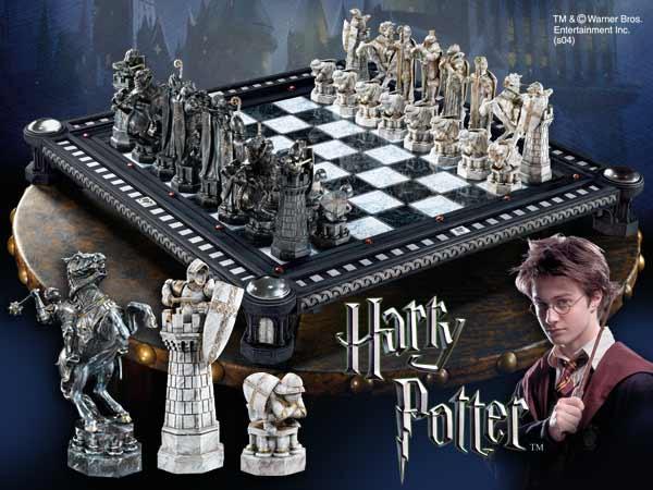 ハリー・ポッター ファイナルチャレンジ チェス セット 通販